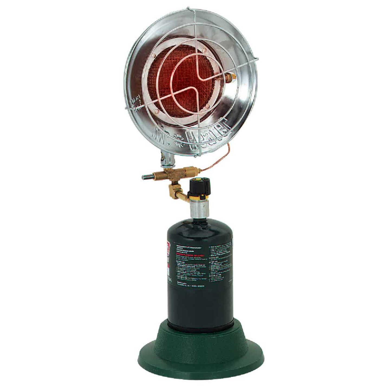 MR. HEATER 15,000 BTU Radiant Portable Tank Top Propane Heater Image 1
