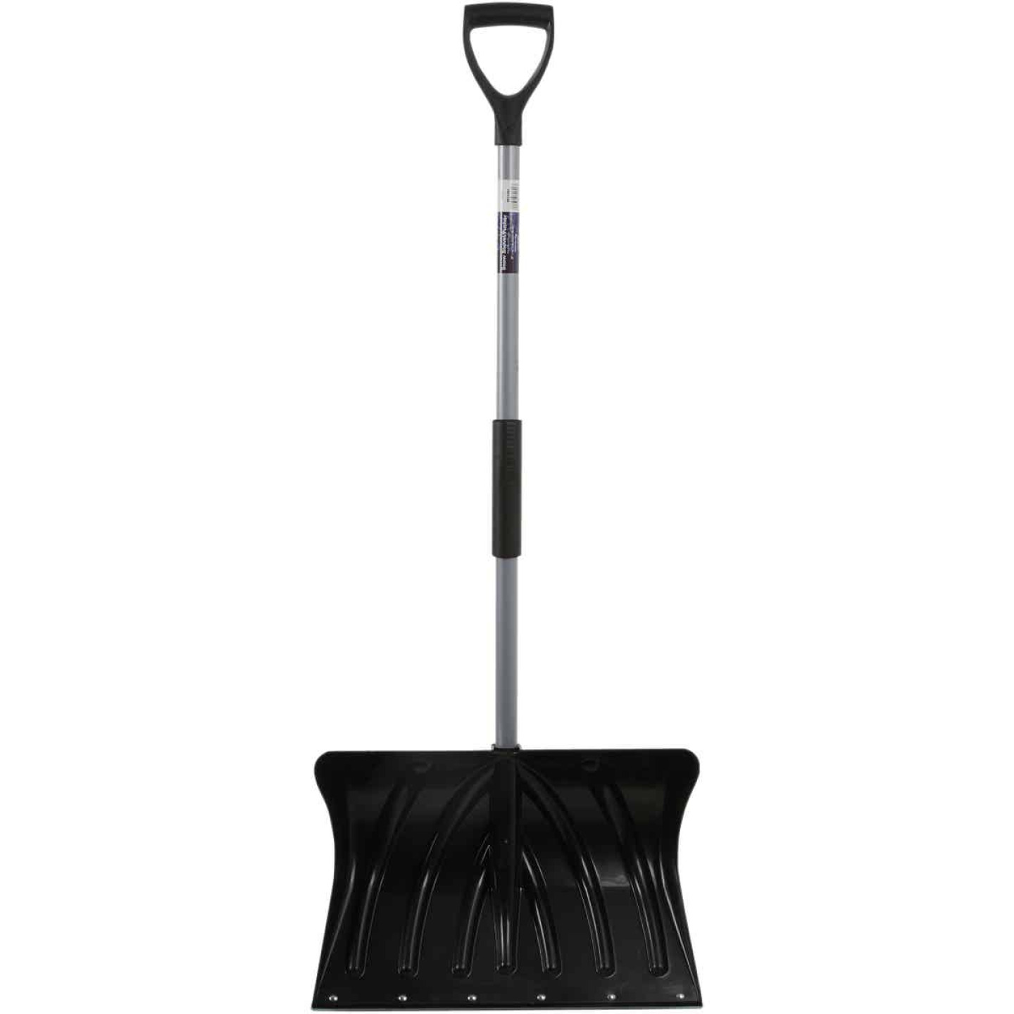 20 In. Poly Snow Shovel with 38 In. Steel Handle Image 2