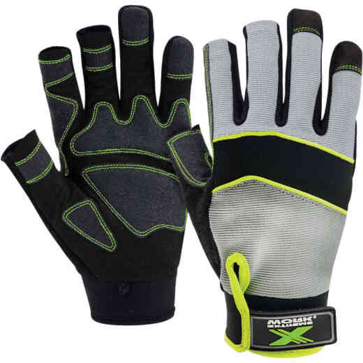 West Chester Protective Gear Extreme Work Men's Large Spandex Carpenter's Glove