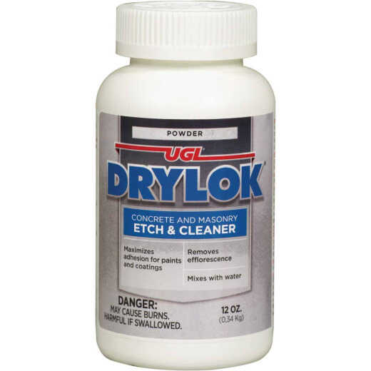 UGL Drylok 12 Oz. Concrete and Masonry Etch & Cleaner